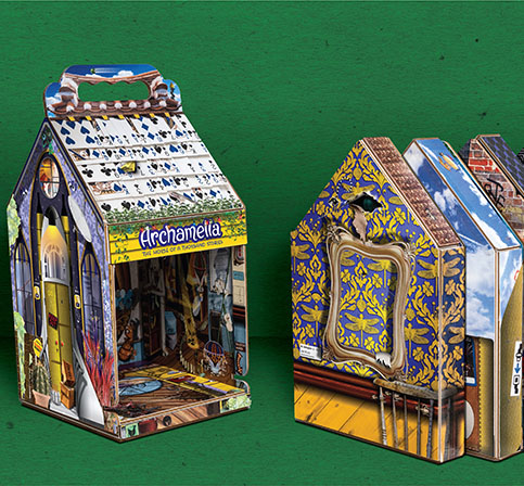 Archamelia House Playsets