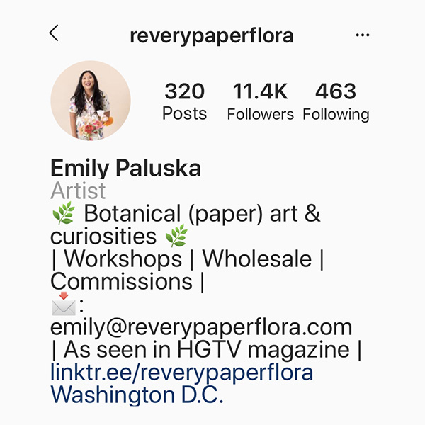 Revery Paper Flora