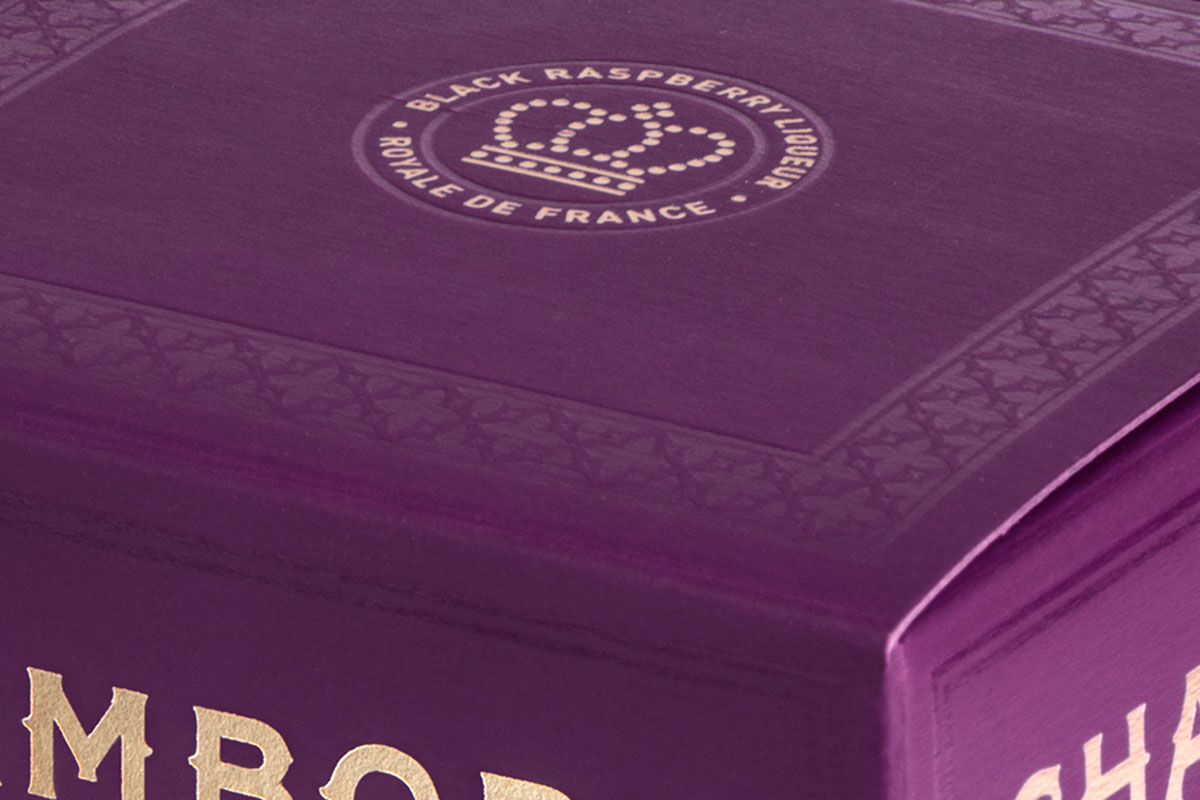 Chambord Case Study - Neenah Packaging