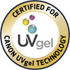 Digiscape  Canon Uvgel Certified