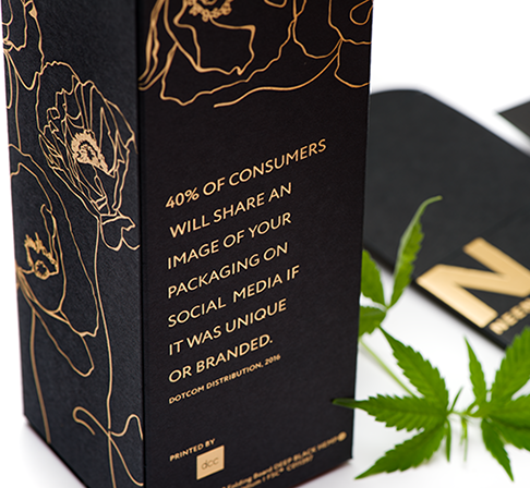 Cannabeauty Hemp-Infused Packaging